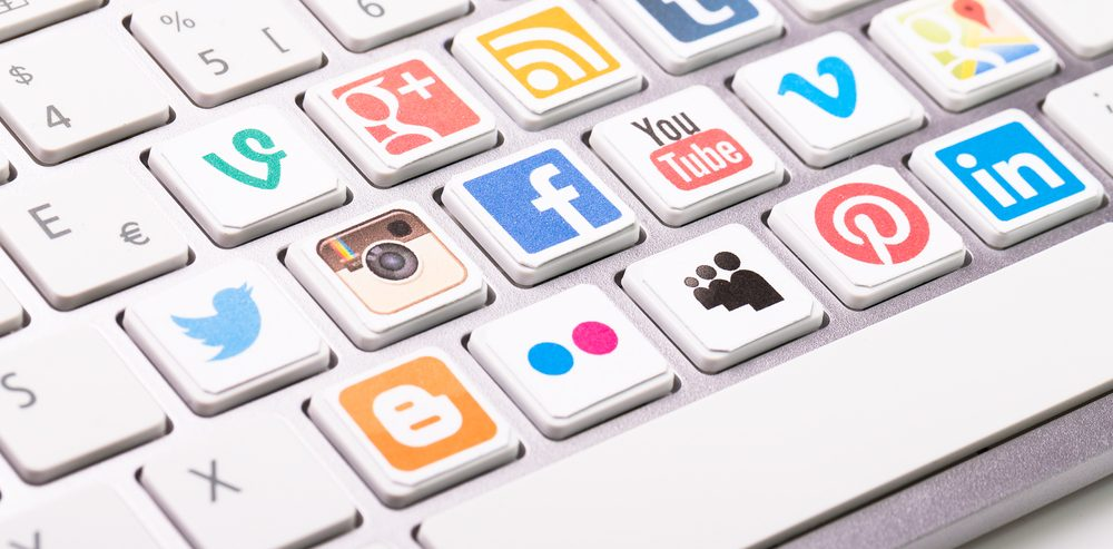 Multiple Social Media Channels for Cross Media Marketing